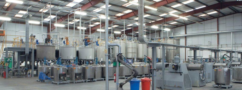 Dây chuyền sản xuất sơn nước - Công nghệ sơn nước mới nhất