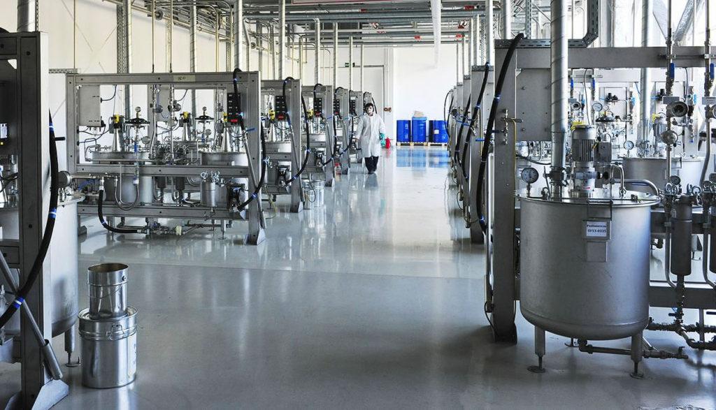 Nhà máy tiêu chuẩn